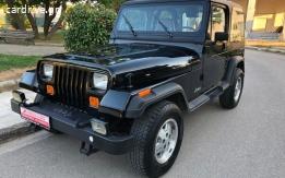 Jeep Wrangler - 1993