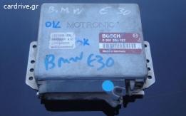 ΕΓΚΕΦΑΛΟΣ ΜΗΧΑΝΗΣ Bosch 0261200157/BMW 1722699 BMW 3 '(E30) 318i 1.8 83-85 kW/113-115 PS (1987-1990)