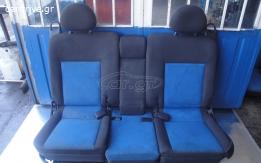 ΣΑΛΟΝΙ ΠΙΣΩ Opel Meriva 2003 1700 cc