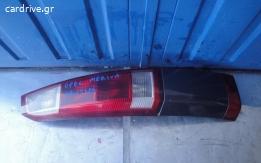 ΦΑΝΑΡΙ ΟΔΗΓΟΥ ΠΙΣΩ Opel Meriva 2003 1700 cc
