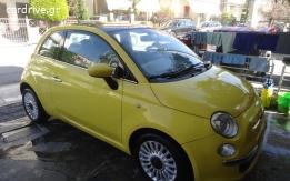 Fiat 500 - 2008
