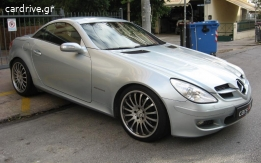 Mercedes SLK 200 - 2004