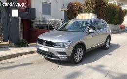 Volkswagen Tiguan - 2017
