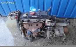 Renault clio 1400cc Χρονολογία 1994-1998 ΚΙΝΗΤΗΡΑΣ ΚΑΙ ΣΑΣΜΑΝ  Η ΚΑΙ  ΞΕΧΩΡΙΣΤΑ ΔΙΝΟΝΤΑΙ