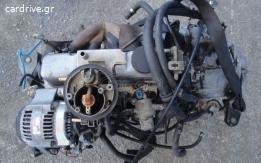 Fiat Cinquecento 900cc ΚΙΝΗΤΗΡΑΣ