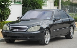 Mercedes S Class (όλα) - 2003