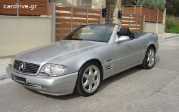 Mercedes SL Class (όλα) - 2001