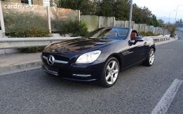 Mercedes SLK Class (όλα) - 2012