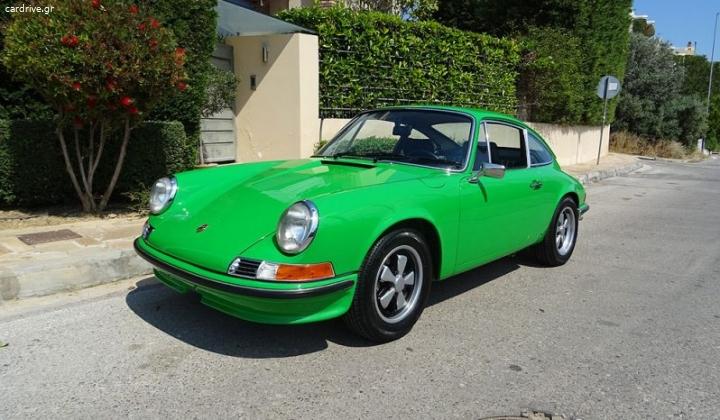 Porsche 911 - 1972