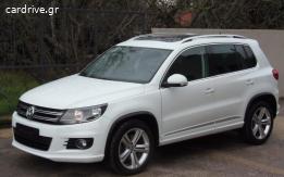 Volkswagen Tiguan - 2014